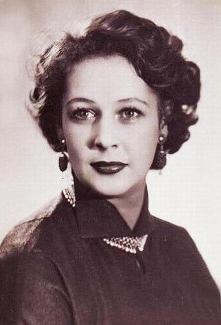Марианна Стриженова