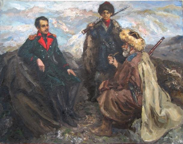 Lermontov-na-Kavkaze-azerbaydzhanskie-stranitsy-Лермонтов байки слушает главная